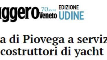 Il Messaggero Veneto parla di Sting e di EMCY